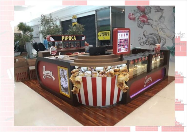 Popcorn gourmet - Shopping Iguatemi Caxias (1)