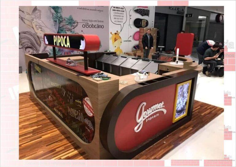 Popcorn gourmet - Shopping Iguatemi Caxias (2)
