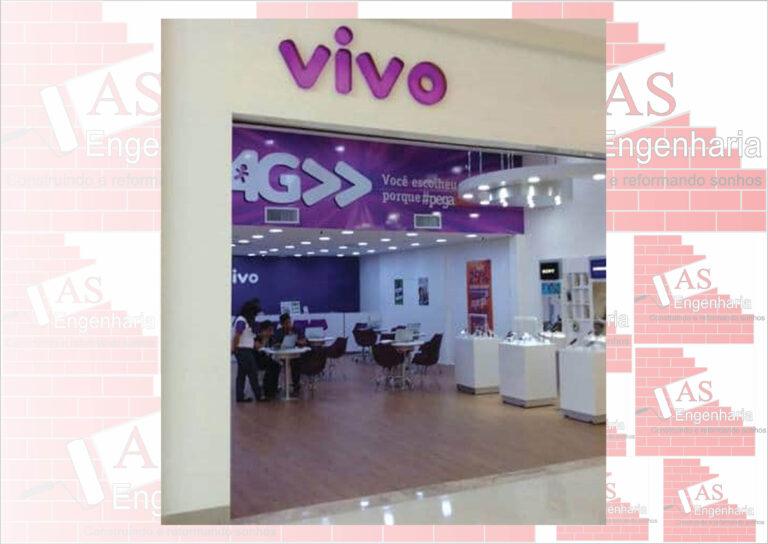 Vivo commcenter - Shopping Iguatemi Caxias