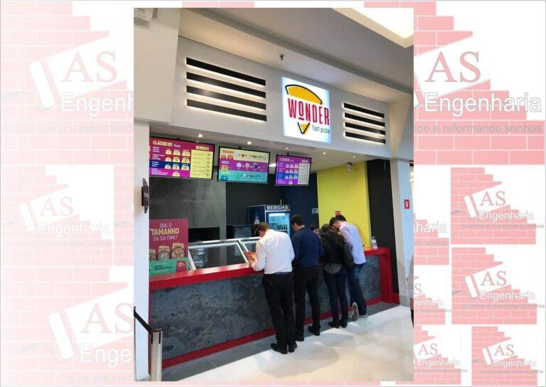 Wonder fast pizza - Shopping Iguatemi Caxias-1